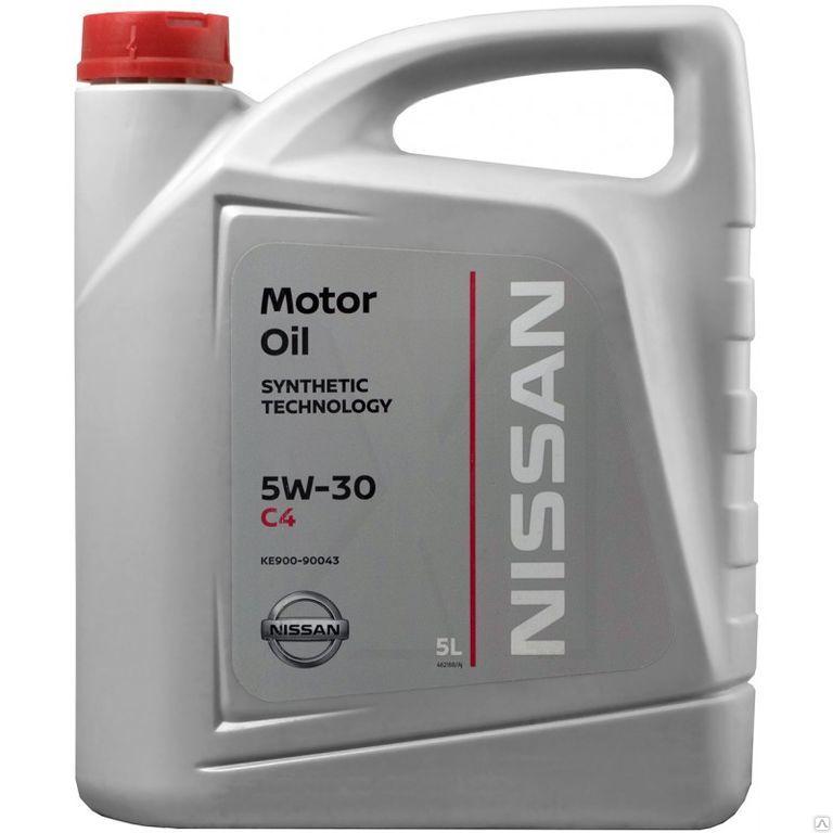 Масло моторне NISSAN 5W30 C4
