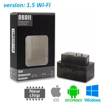 Автосканер ELM327 v1.5 WiFi New version