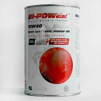BI-POWER 10W40 Полусинтетика 1Л