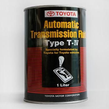 Рідина Трансмісійна TOYOTA Type T-IV 1L