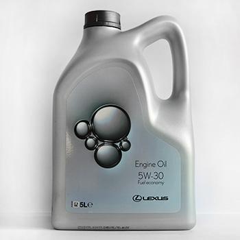 LEXUS Engine Oil 5W30 5Л