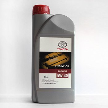 TOYOTA Engine Oil 5W40 1L