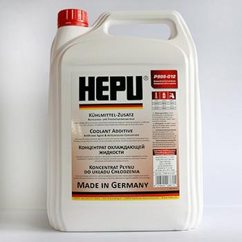 HEPU CONCENTRATE P999 G12 КРАСНЫЙ 5L