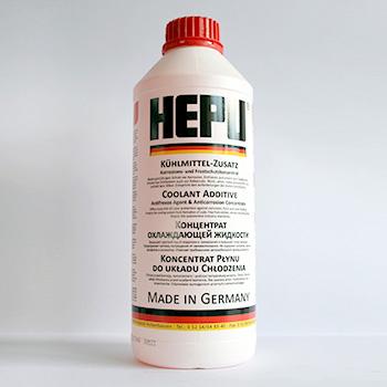 HEPU CONCENTRATE P999 G12 КРАСНЫЙ 1.5L