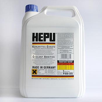 HEPU CONCENTRATE P999 G11 СИНИЙ 5L