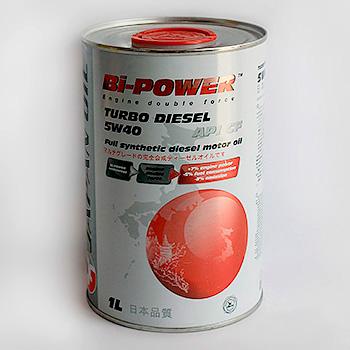 BI-POWER 5W40 DIESEL Cинтетика 1Л