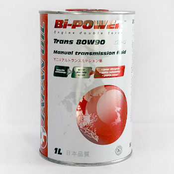 Масло трансмиссионное BI-POWER TRANS 80W90 GL4