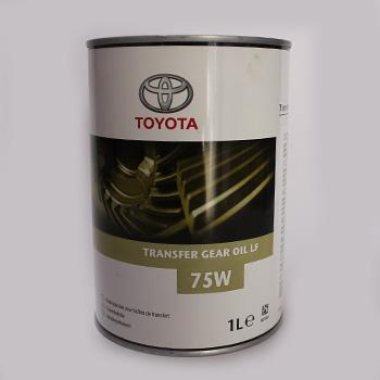Масло Трансмісійне синтетика TOYOTA 75LT