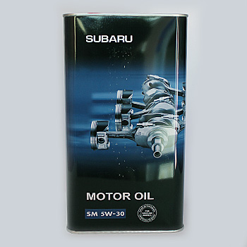 Масло моторне FOR SUBARU SAE 5W-30 4Л