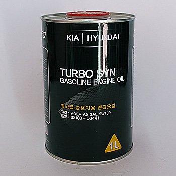 Масло моторне FOR KIA / HYUNDAI 5W30 1Л