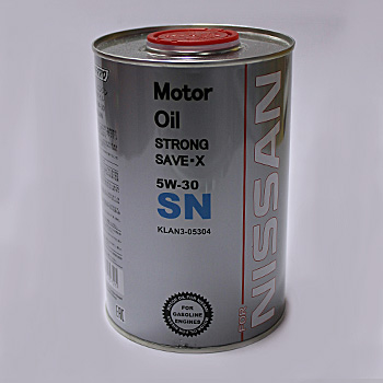 Масло моторне FOR NISSAN SAE 5W-30 1Л