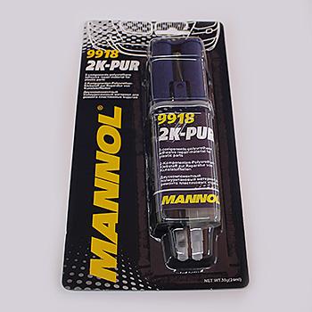 Клей для пластмасс MANNOL Epoxy-Plastic 30гр