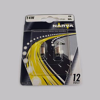 Лампа Накаливания NARVA T4 W
