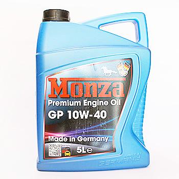 Масло моторное MONZA GP 10W40 5L