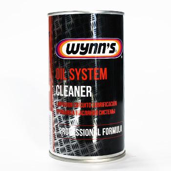 Промывка масляной системы WYNN'S