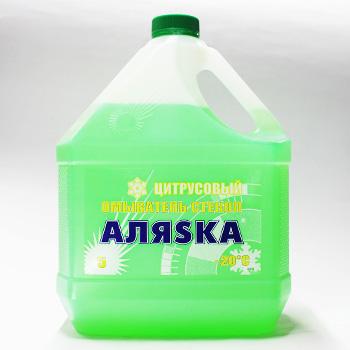 Омивач скла Аляска Зимовий -20 ° C ЦИТРУС 5Л