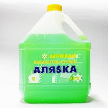 Омыватель стекла Аляска Зимний -30°C ЦИТРУС 5Л