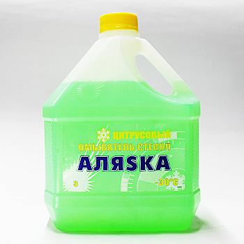 Омыватель стекла Аляска Зимний -30°C ЦИТРУС 3Л