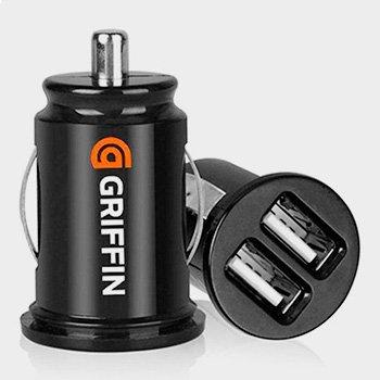 Автомобильное зарядное устройство GRIFFIN 2A